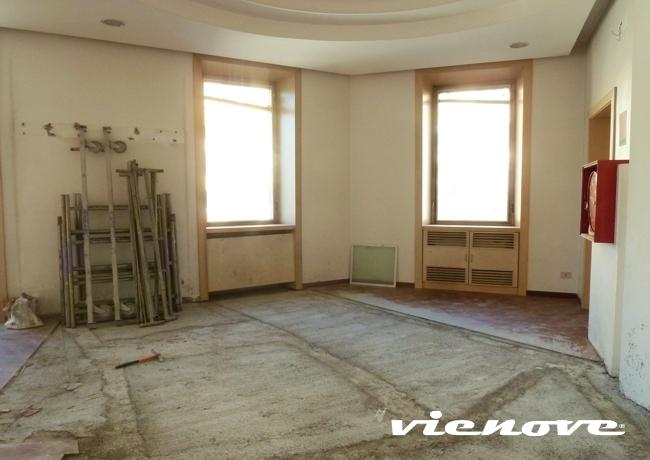 Roma san giovanni ufficio studio commerciale vienove for Affitto appartamento roma uso ufficio