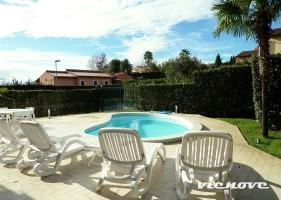 Formello - Le Rughe Casal de'Pini: Villa a schiera angolare - Vienove