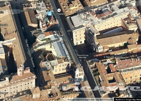 1 appartamento roma corso Vienove