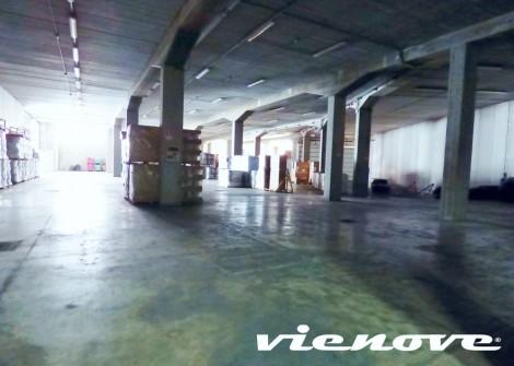 1.1 Vienove Romanina-Tor Vergata Garage