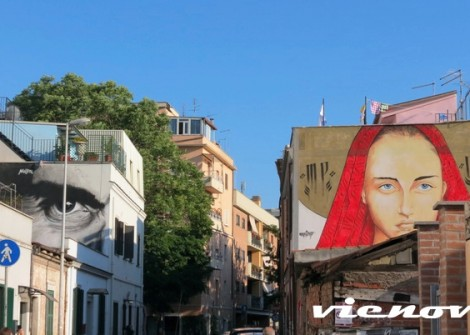 1.0 Vienove Residence Pigneto Roma